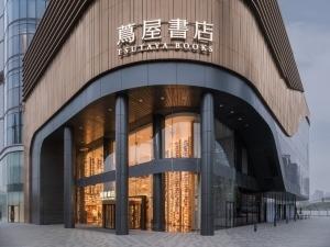 蔦屋書店が西安に中国3号店を2021年3月27日にオープン