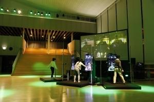 山口情報芸術センター[YCAM]が身体表現に取り組むイベント「YCAM Dance Crew」を開催