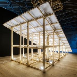 ゾウと人間が共存できるタイの家がヴェネツィア建築ビエンナーレ2021にて展示