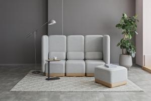コワーキング、カジュアルミーティング、リチャージ。新時代のオフィスに向けた家具コレクションが発売