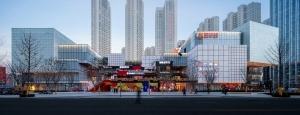 CLOUアーキテクツ設計のによる建築×デジタルを統合した商業建築「UNIFUN」