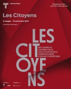 カルティエ財団のコレクションより厳選した作品を展示。アルゼンチンのアーティスト ギジェルモ・クイッカ監修による「Les Citoyens(市民)」展を開催