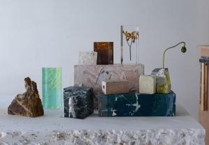 IDÉE 自由が丘店  アーティスト外山翔の作品展「Natural Artifacts ATELIER MATIC EXHIBITION」が開催