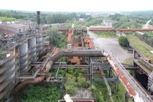 Germany, Abandoned Factories, and Scenic Parks