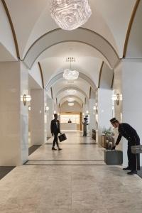 sidleeアーキテクチャーによって刷新したケベックの建築遺産の象徴「モントリオールマリオット シャトーシャンプラン」