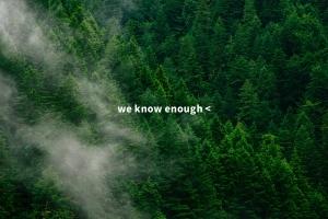 建築家 岡田宰 x UI/UXデザイナー石原亮 - 環境配慮型アウトドアブランド「we know enough <」を発表