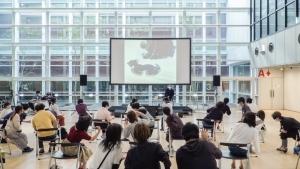 山口情報芸術センター[YCAM]が「鑑賞ナビゲーターキャンプ2021」開催-対話型アート作品鑑賞のスキルを学ぶ2日間