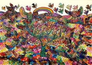 世界中の障がい者アーティスト発掘コンテスト「パラリンアート世界大会2021」がアート作品を募集中