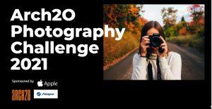建築写真アワード「Arch2O Photography Challenge 2021」が募集開始