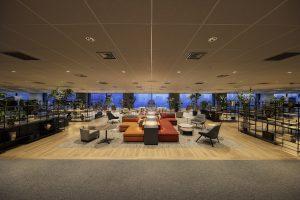 """カッシーナ・イクスシー(Cassina ixc.)が丸紅の新しいオフィススペース""""round""""をデザイン"""