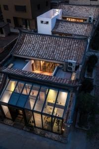 中国美術学院ランドスケープ&アーキテクチャーデザイン研究所による伝統的建築の再現-Xiangyu Xiangyuan B&B