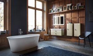 ドイツ製デザイナーズバスルームブランドデュラビットが発表ーフィリップ・スタルクによる「ホワイトチューリップ バイ スタルク」シリーズ