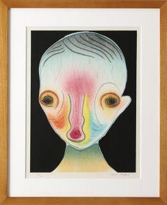 注目アーティスト・加藤泉のアート作品が「WALLS TOKYO」で販売開始