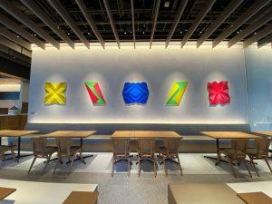 アート&デザイン企画・開発ユニットのコダマシーンのキューレーションによるパブリックアート作品が東京駅前常盤橋タワーに登場