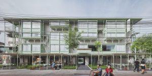 バンコクのデザインスタジオ CHATアーキテクトによるサムセンストリートホテル