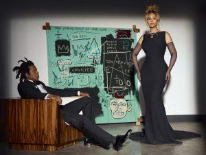 ティファニー「ABOUT LOVE」|ビヨンセとジェイ・Zを起用したブランドキャンペーン。バスキア作品を背景に