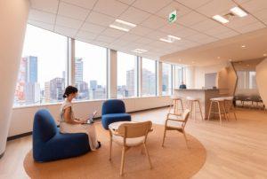 ヴァン・ダー・アーキテクツがデザインした開放感溢れる北欧テイストの新オフィス