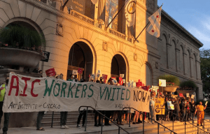 Art Institute of Chicago Employees Ask Museum Leadership for Voluntary Recognition