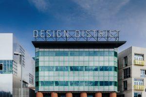 ロンドンの建築プロジェクト「デザイン・ディストリクト」がオープン。アート、文化、デザインに特化したクリエイティブ産業の新たなホーム