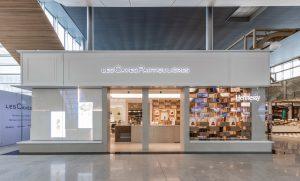パリのシャルル・ド・ゴール空港にモエ・ヘネシーが建築家ユベール・ド・マレルブデザインの新ブティックをオープン