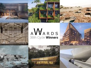 第38回 WA Awards 10+5+X 建築デザインアワード受賞作品発表