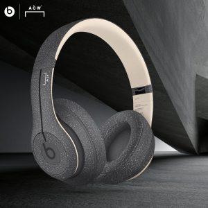 Beats×A-COLD-WALLが「Beats STUDIO3 WIRELESS」リミテッドエディションを発表-ブルータリズム建築からインスピレーション