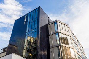 六本木エリア初の新築複合ビル「THE MODULE roppongi」が2021年10月にグランドオープン