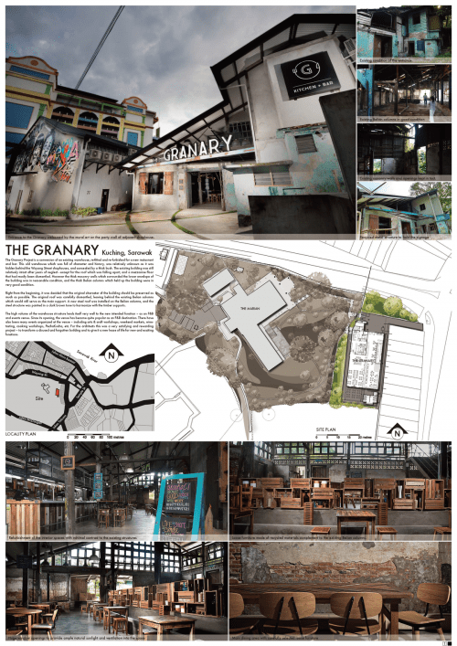 ADF-MIID-Award-The Granary