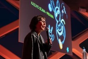 PRADA Invites - Kazuyo Sejima