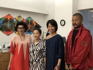 アジア系アメリカ人の若手デザイナー達が描く未来