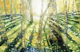 Oscar Oiwa-Journey to the Light