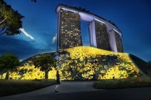 teamLab #futuretogether |ガーデンズ・バイ・ザ・ベイ - シンガポール